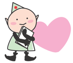 Elf Hospital sticker #385822