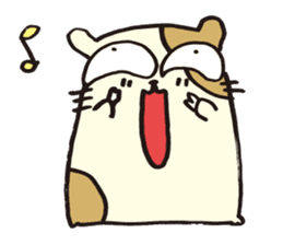 hamu emon sticker #387395