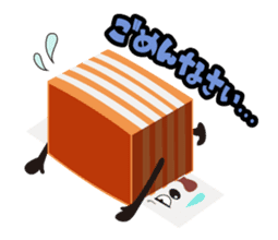 Mr.container sticker #387510