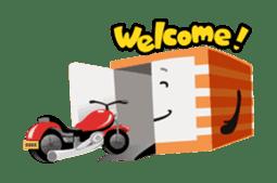 Mr.container sticker #387530
