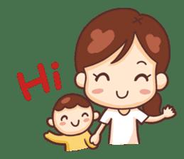 Mommy Diary sticker #387625