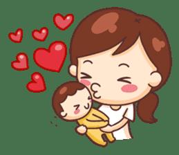Mommy Diary sticker #387626