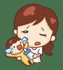 Mommy Diary sticker #387627