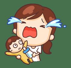 Mommy Diary sticker #387628