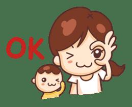 Mommy Diary sticker #387629
