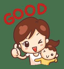 Mommy Diary sticker #387630