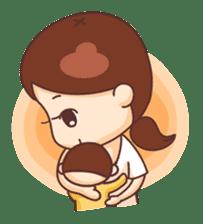 Mommy Diary sticker #387632