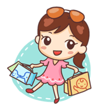 Mommy Diary sticker #387638