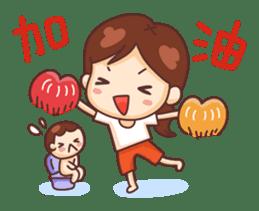 Mommy Diary sticker #387641
