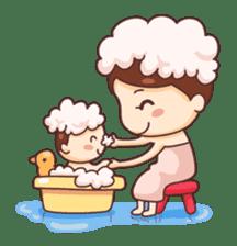 Mommy Diary sticker #387642