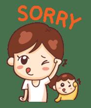 Mommy Diary sticker #387645