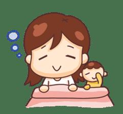 Mommy Diary sticker #387646