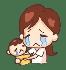 Mommy Diary sticker #387656