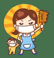 Mommy Diary sticker #387658