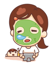 Mommy Diary sticker #387660