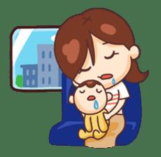 Mommy Diary sticker #387661
