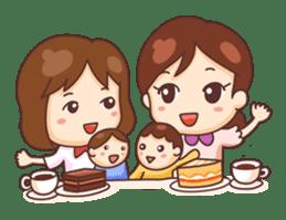 Mommy Diary sticker #387662