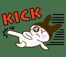 Rabbit Pirates sticker #387761