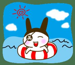 Rabbit Pirates sticker #387763