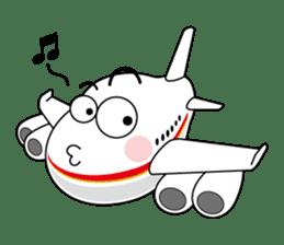 Mr. aircraft sticker #387945