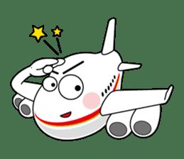 Mr. aircraft sticker #387946
