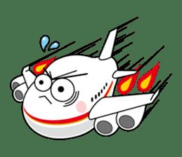 Mr. aircraft sticker #387948