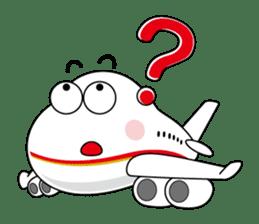 Mr. aircraft sticker #387952