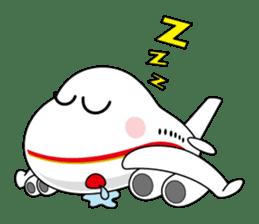 Mr. aircraft sticker #387957