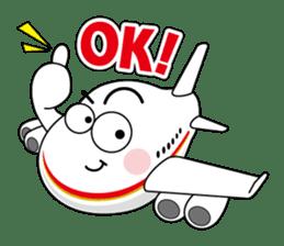 Mr. aircraft sticker #387959