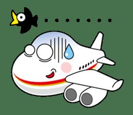 Mr. aircraft sticker #387963