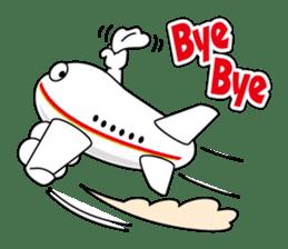 Mr. aircraft sticker #387964