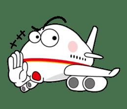 Mr. aircraft sticker #387966