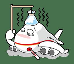 Mr. aircraft sticker #387967