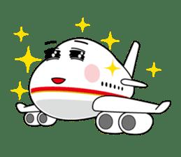 Mr. aircraft sticker #387968