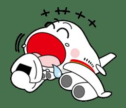 Mr. aircraft sticker #387970