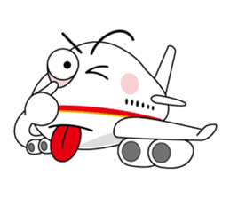 Mr. aircraft sticker #387972