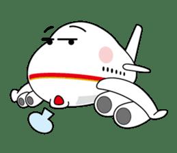 Mr. aircraft sticker #387981