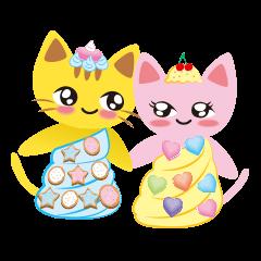 Dessert Cats
