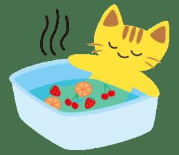 Dessert Cats sticker #388203