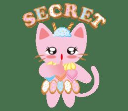 Dessert Cats sticker #388207