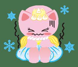 Dessert Cats sticker #388209