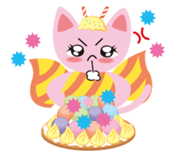 Dessert Cats sticker #388212