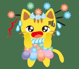 Dessert Cats sticker #388215
