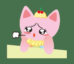Dessert Cats sticker #388216