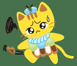 Dessert Cats sticker #388217