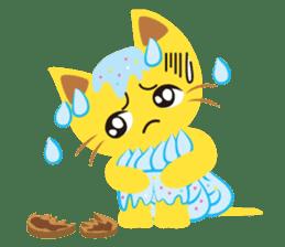 Dessert Cats sticker #388219