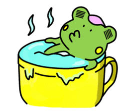 Tree Frog sticker #388252