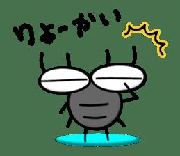 GOKI-bug sticker #388346