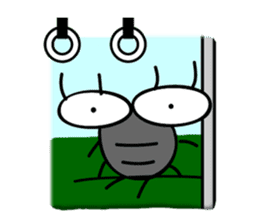 GOKI-bug sticker #388360