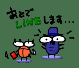 GOKI-bug sticker #388373